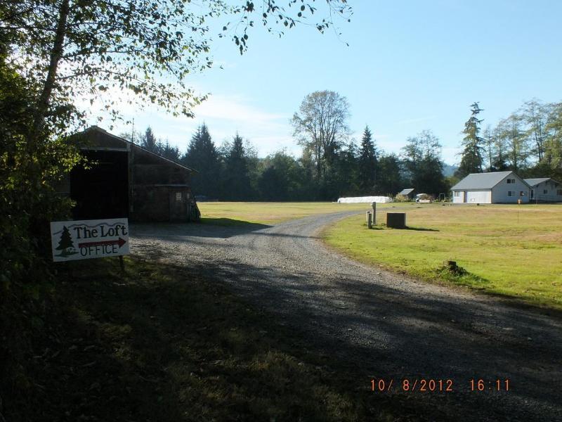 drive entering property
