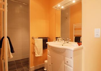 Banheiro La Roche Bleue