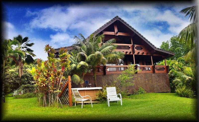 Maui Chalet 2012