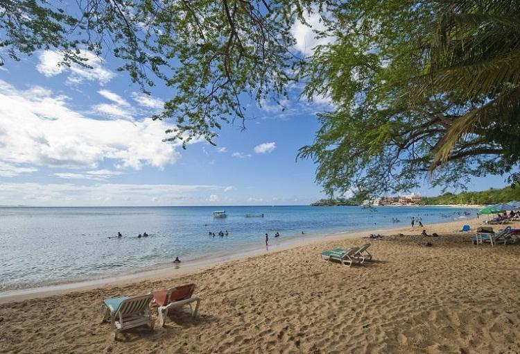 DON'T MISS the beautiful main beach of Sosua!