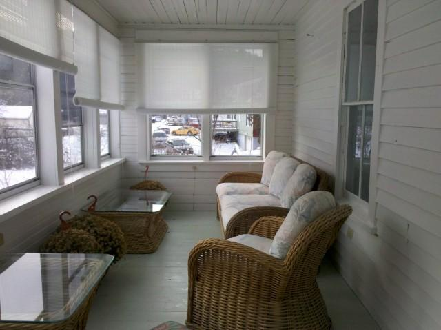Three-Season Enclosed Porch