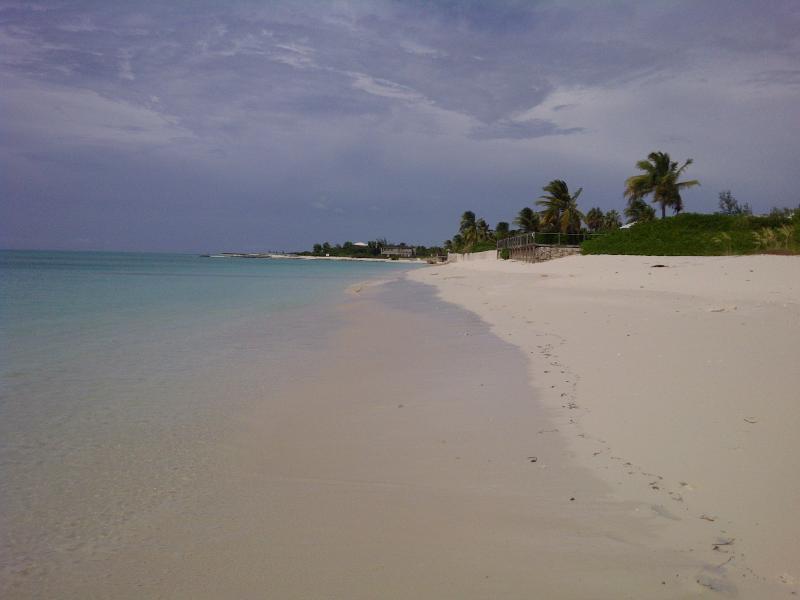 Extremo de Grace Bay Beach