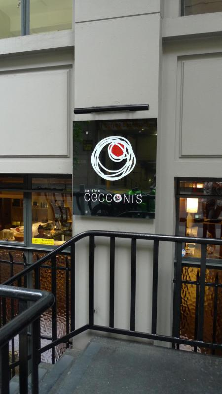 Enjoy perfect Italian only minutes away at Cecconis