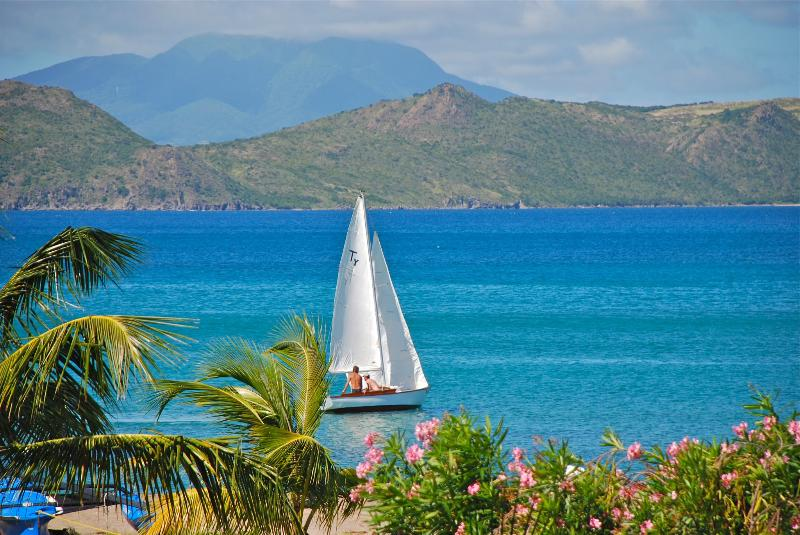 Looking for something to do while in Nevis, check out the sailing or you can just watch and enjoy.