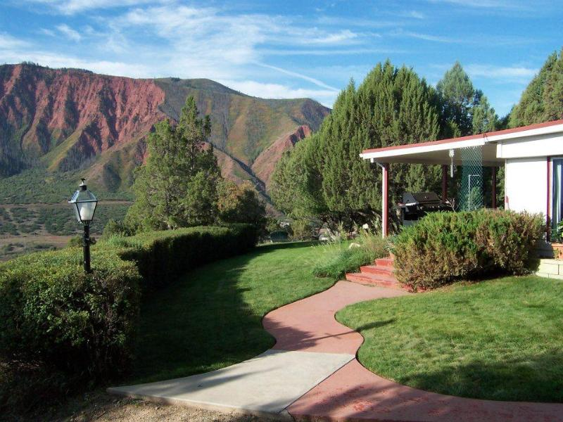 Yard & Red Mountain