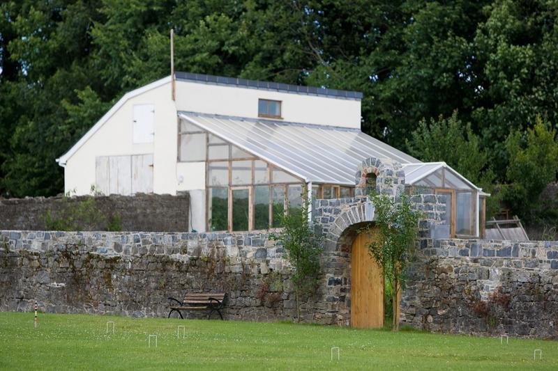 Walled Garden and Greenhouse