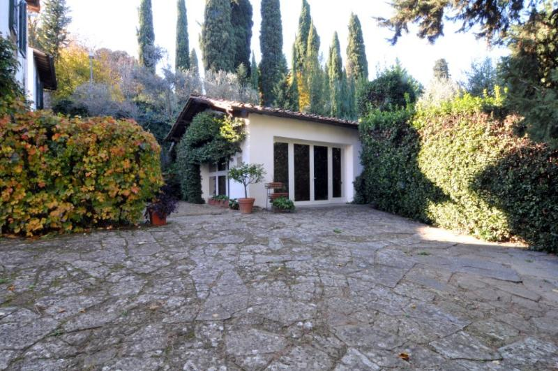 The Cottage Limonaia which can be rented or it will be kept free