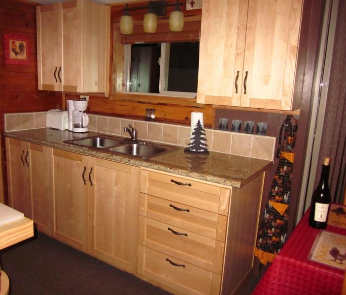 Save Money & Prepare Meals In This Well Stocked Kitchen with Refrigerator, Stove, Oven & a View!