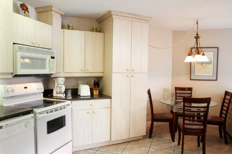 Kitchen with Dinette