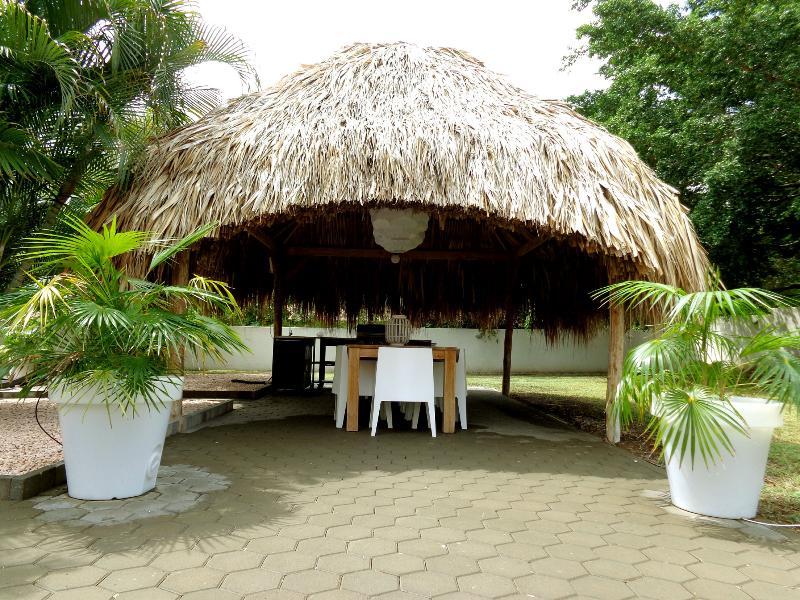 Wit Palapa, salle à manger