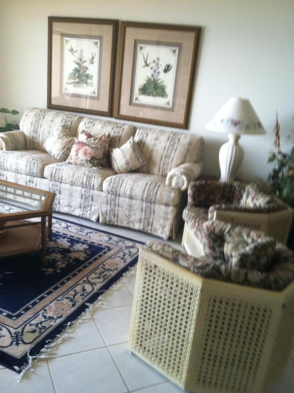 Comfort and Elegance all over, living room sofa