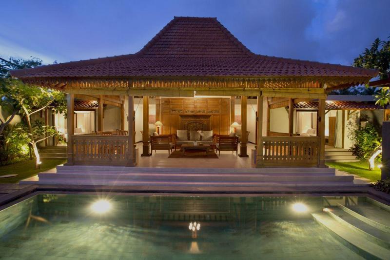 Two Bedroom Pool Villa - outdoor