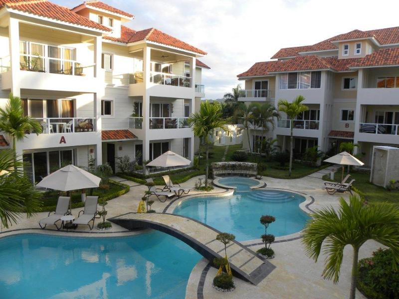 2 bedroom. New condo, Cabarete - Puerto Plata, vacation rental in Cabarete