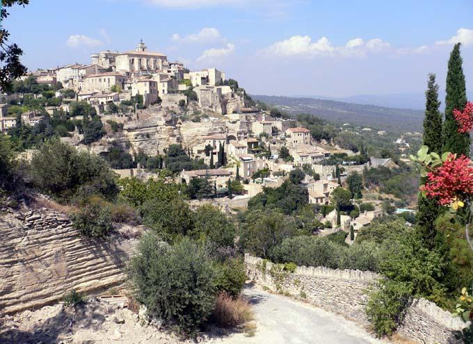 Villa à louer, piscine chauffée, Gordes, Luberon, Provence