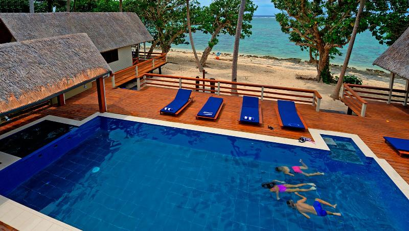 Coral Cove Beach Front Private Villa, holiday rental in Fiji