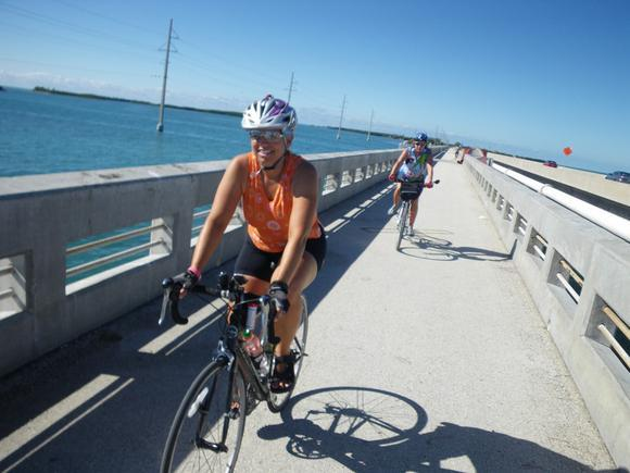 90 mile Key Largo to Key West - voted 'Best Ride'. Or you can just cruise our local communities.
