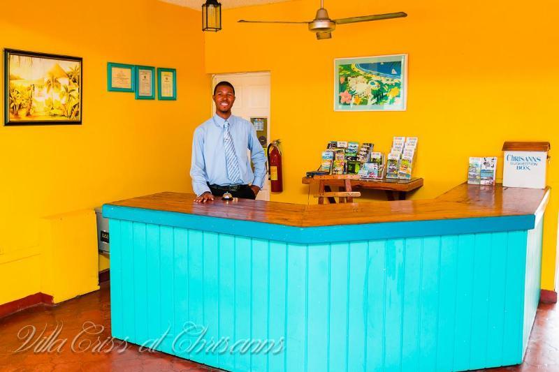 Lobby - Manager at the villa