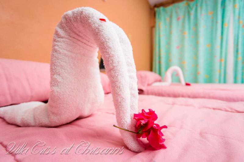Towel creativity