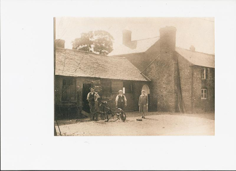As it was many years ago with the blacksmith and his family