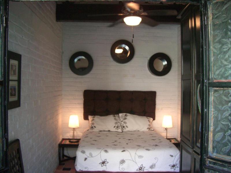 Garten-Schlafzimmer