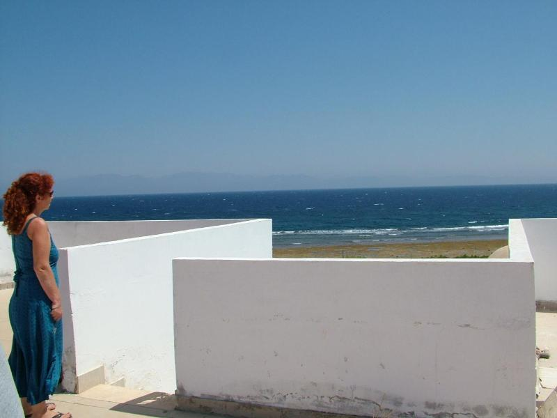 Seaview from Roof terrace