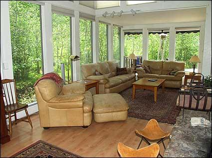 Spacious, Airy Living Room