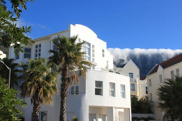 Exclusive townhouse in Cape Town, aluguéis de temporada em Cidade do Cabo Central