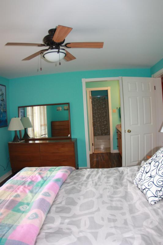 Queen Bedroom with Ensuite
