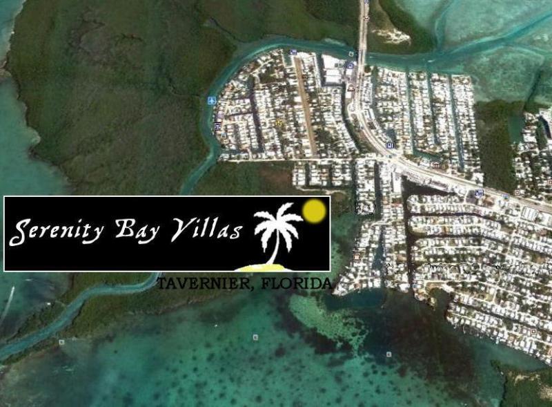 SERENITY BAY VILLAS - AERIAL PHOTOGRAPH