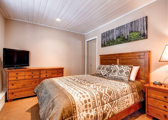 Panorama Alpine Bedroom Breckenridge Vacation Condo Rentals