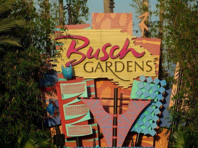 Close to Busch Gardens