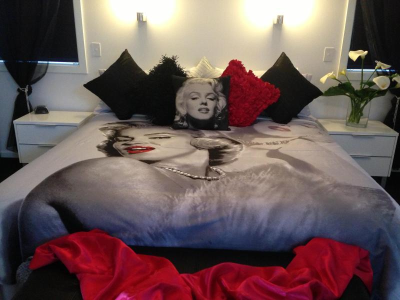 Marilyn Monroe Main Bedroom
