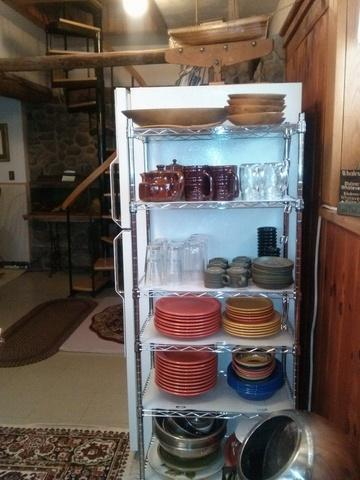 Plenty of Dishes for family gatherings