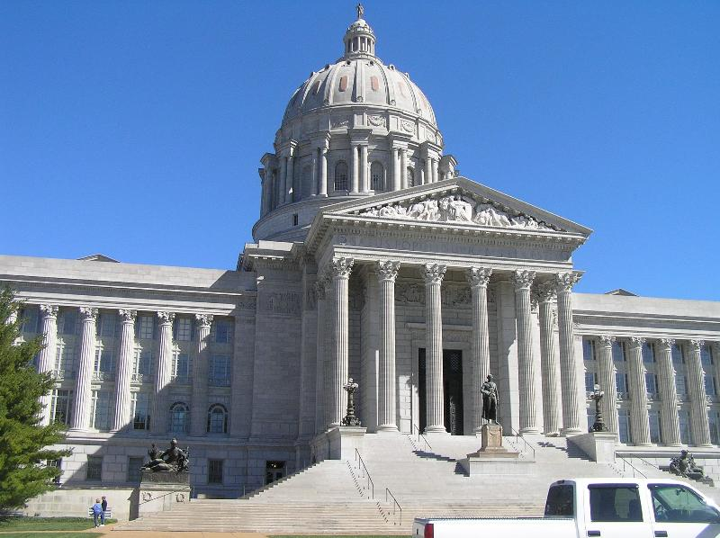 Missouri state capitol - Jefferson City is 40 miles from Osage Beach