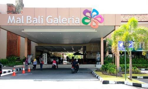 À proximité du Centre commercial Mal Bali Galeria