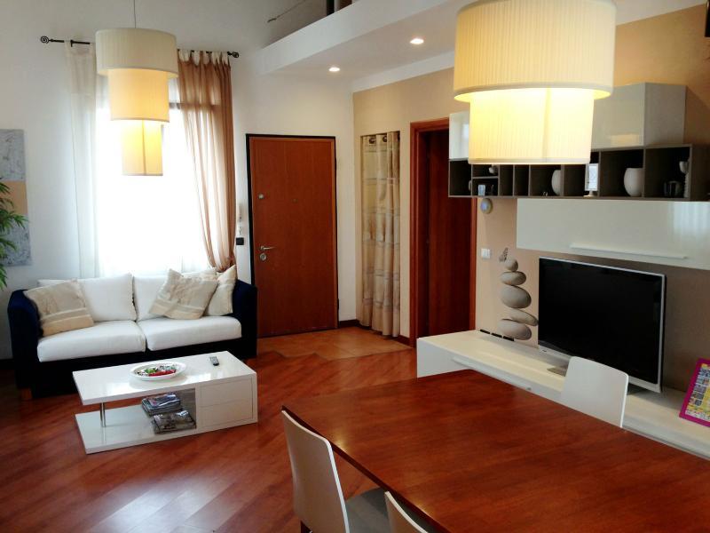 Apartment 4-6-7 person in Pisa, alquiler vacacional en Marina di Pisa