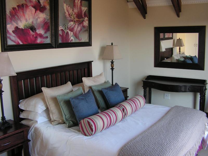 Six sleeper - main bedroom