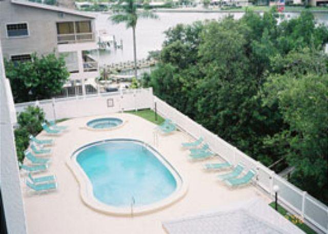 Quiet Waters Condominium 3D, vacation rental in Indian Shores