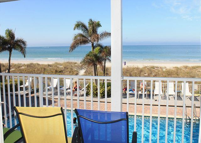 Sunset Paradise Condominium 11, vacation rental in Indian Rocks Beach