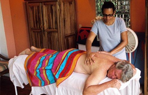 You can now receive in-house therapeutic massages.