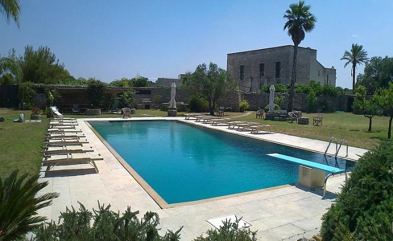 Villa Salento, holiday rental in Otranto