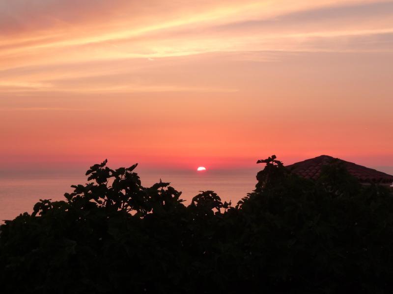 Sunset in Sogucak
