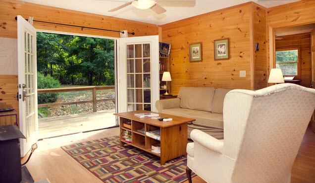 Lost River WV 2-br 2-ba cabin, holiday rental in Mathias