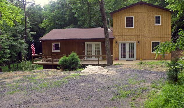 Lost River WV 3-br 3-ba cabin, holiday rental in Lost River