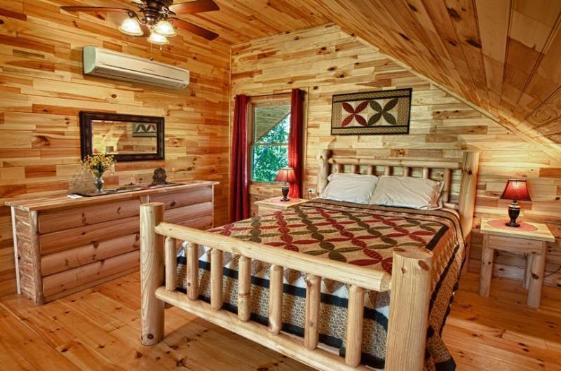 Camera da letto soppalco 1