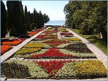 Balchik Botanical Gardens