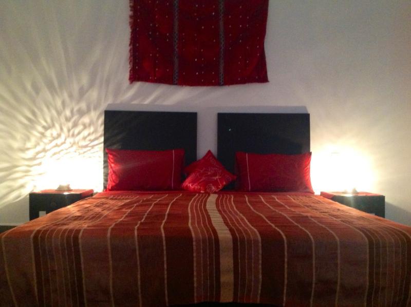 Ouarda' dormitorio'