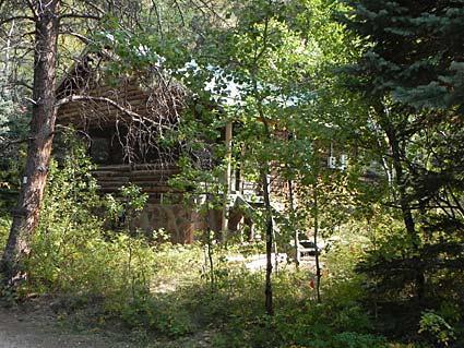 River Haven cabine do lado do rio Isolado