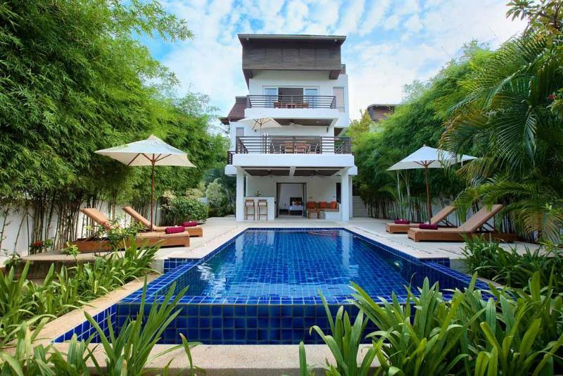 Minutes to Cheong Mon Beach Private Pool Villa, vacation rental in Choeng Mon