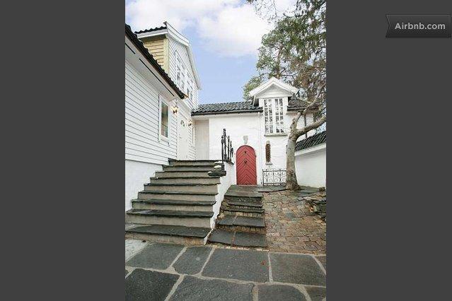 Bergen; beautiful & quiet apartment, sleeps 6 max, Ferienwohnung in Os Municipality